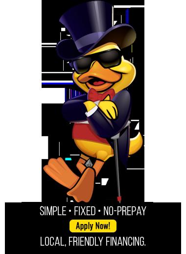 TuxDuck Financing
